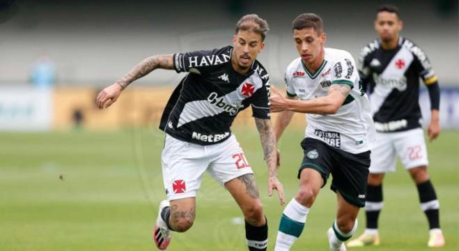 Time carioca jogou com vários reservas