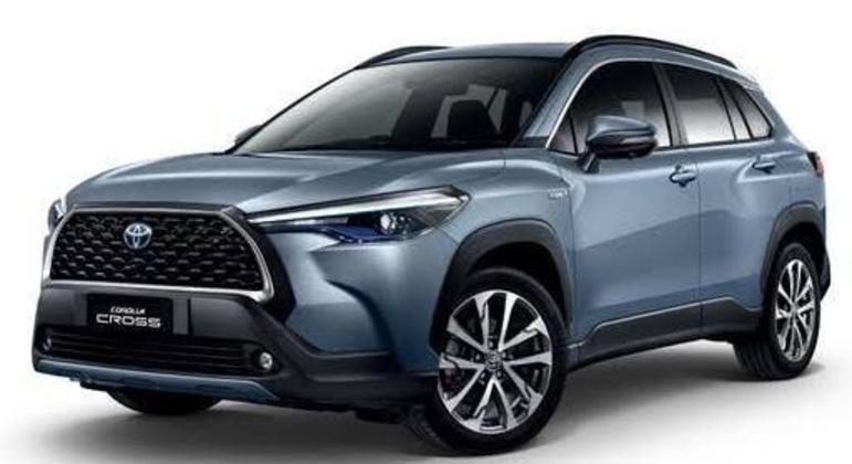 O Toyota também deve repetir a boa fama do sedã que oferece cinco anos de garantia.