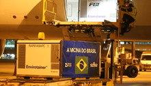 São Paulo recebe 2 milhões de doses prontas da Coronavac