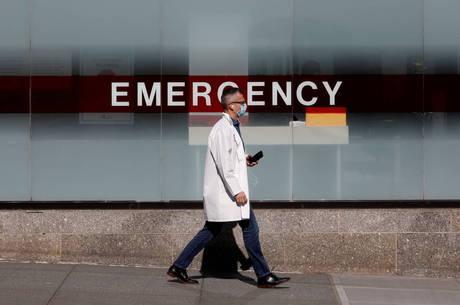 Coronavírus já deixou mais de 1,05 milhão de doentes