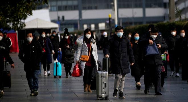 Em 24h, novos casos de coronavírus fora da China aumentam 14%