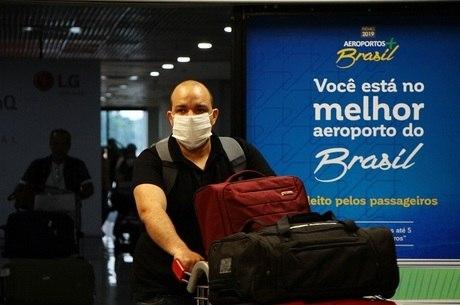 Brasil tem 34 casos confirmados de covid-19