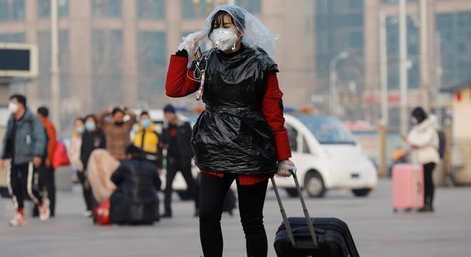 Província de Hubei registrou 24 mortes nesta segunda-feira (3)
