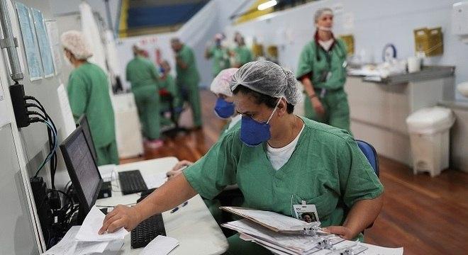 Estado de São Paulo é o mais afetado pela pandemia do novo coronavírus
