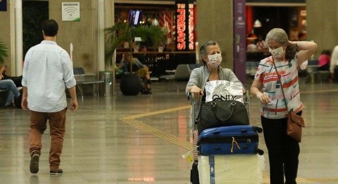 São Paulo e Rio de Janeiro já possuem transmissão comunitária do vírus