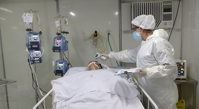 Brasil acumula 177.589 casos confirmados da covid-19 desde fevereiro