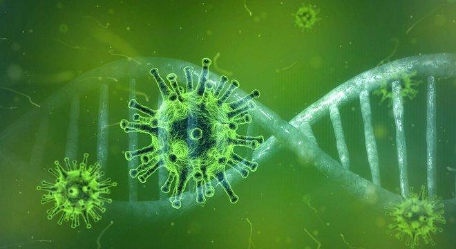 Sequenciamento genético permite confirmar casos de reinfecção pelo coronavírus