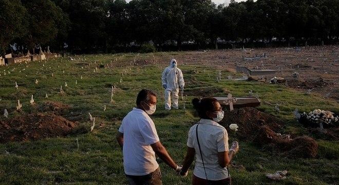Sistema, ao todo, contabilizou 41.383 mortes por síndrome respiratória