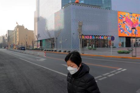 Coronavírus atinge 31 províncias chinesas