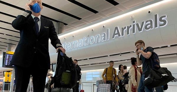 Ministro britânico diz que veto de voos do Brasil é 'precaução'