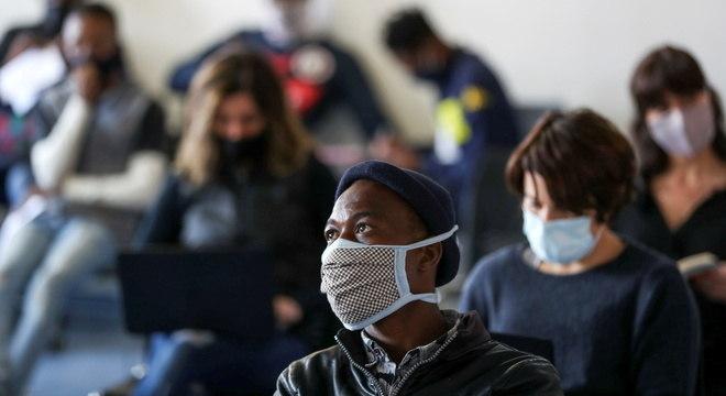 Covid-19 pode ter infectado até 20% da população da África do Sul