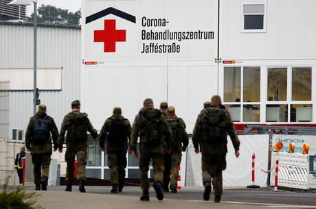 Alemanha chega a 1 milhão de casos de covid-19