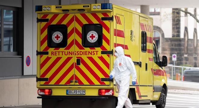 Alemanha é quinto país mais afetado pela covid-19 no mundo