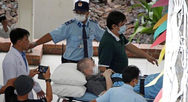 Piloto escocês deixa hospital no Vietnã, após semanas de luta contra a covid-19
