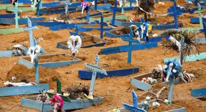 O Brasil é um dos países mais afetados da América. Manaus sofre colapso