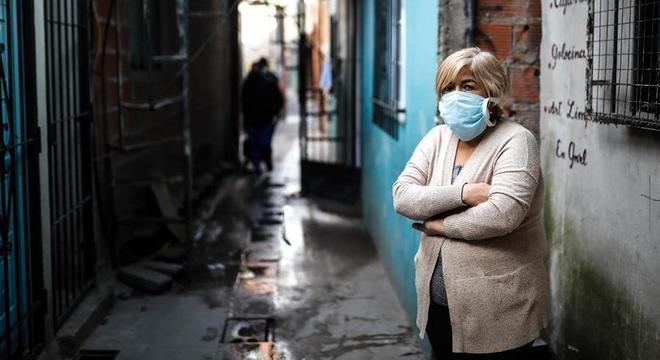Argentina registrou 134 novos diagnósticos de covid-19 na terça (5)