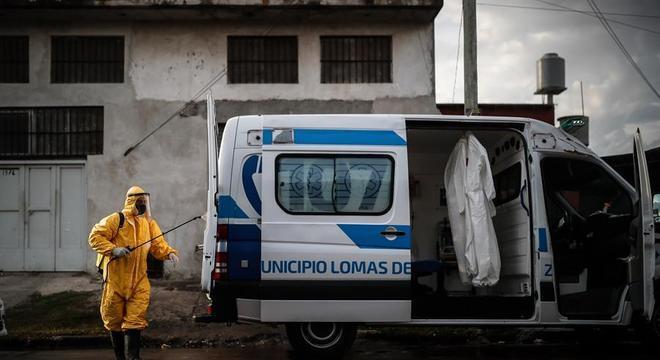 Argentina está há mais de 3 meses em isolamento devido à pandemia