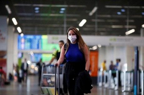 Maior parte dos casos ocorre em pessoas que voltaram do exterior