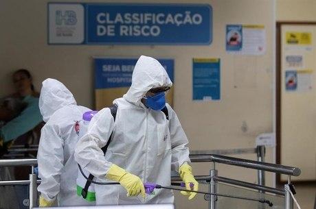 No Brasil, letalidade não chega a 3%, segundo OMS