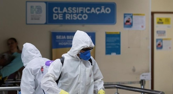 Letalidade no Brasil é três vezes menor que na Itália