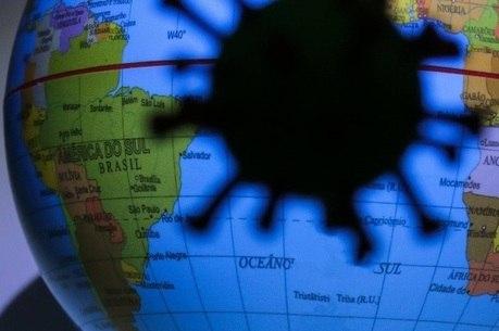 Casos da covid-19  no Brasil também voltaram a subir