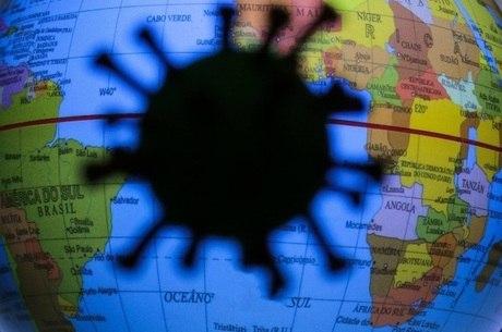 EUA e Brasil lideram os casos da doença pelo mundo