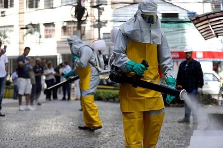 Brasil registra óbitos em todas as regiões