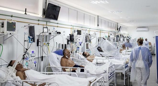 Sistema de saúde do Brasil já está praticamente saturado
