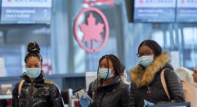 O Canadá tem 5.153 casos de coronavírus e 55 mortes