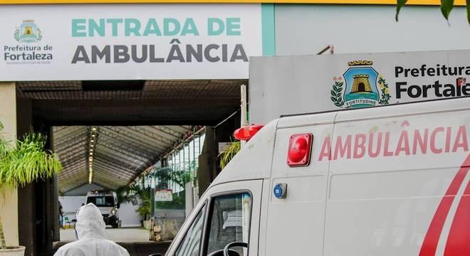 Ceará registrou 705 mortes por coronavírus entre março e abril deste ano
