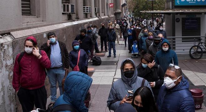 Inverno no hemisfério sul pode acelerar a propagação da pandemia