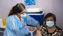 Chile aplica terceira dose em vacinados com Coronavac