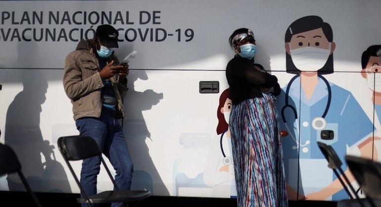 O Chile tem uma das campanhas de vacinação mais avançadas no mundo