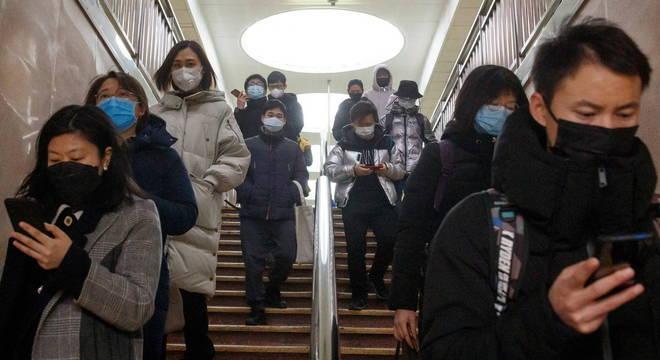 3.169 pessoas morreram em decorrência do coronavírus na China