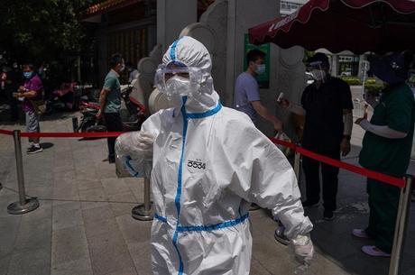 Pequim registra novos casos de covid-19