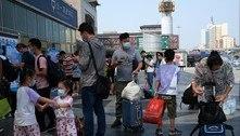Com alta de casos na China, Pequim adia grandes eventos