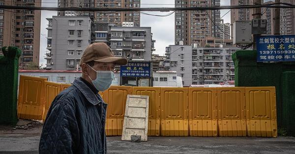 Isolation in China prevented 1.4 million cases of covid-19, says study