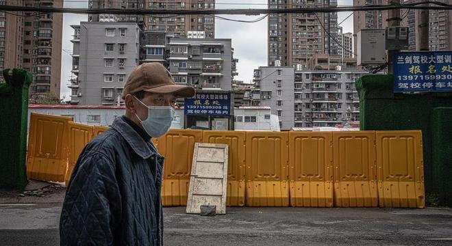 Wuhan foi o epicentro da pandemia de coronavírus na China