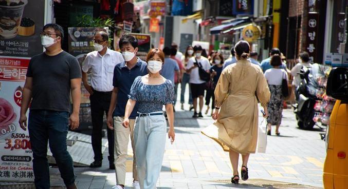 Novo surto de infecções teve origem em centro de detenção no leste de Seul