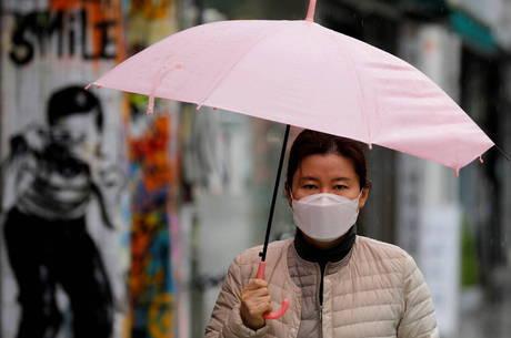 Coreia do Sul registra queda no número de novos doentes