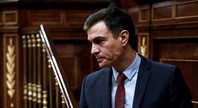 Sánchez pediu desculpas pelos erros e ressaltou o momento sem precedentes