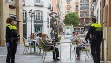 Espanha restringe circulação após projeção de aumento de casos