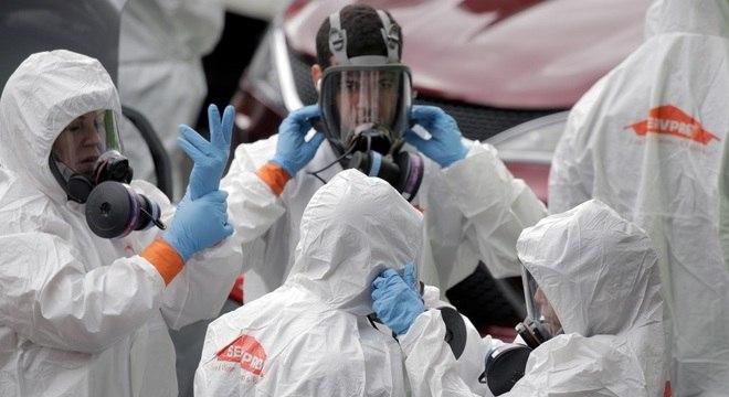 EUA agora têm o maior número de casos de coronavírus no mundo