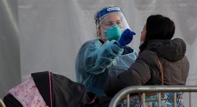 Os EUA seguem com os piores resultados mundiais da pandemia de covid-19