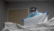 EUA registram 4 mil mortes em um único dia por covid-19
