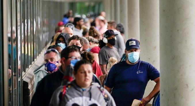 Pedidos de seguro-desemprego chegam a menor nível nos EUA