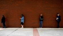 EUA: Novos pedidos de auxílio-desemprego caem a 793 mil