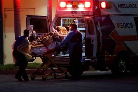 Flórida tem mais de 10 mil casos confirmados