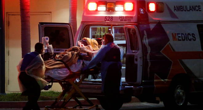 EUA ocupam terceiro lugar na lista de países com mais vítimas fatais da covid-19