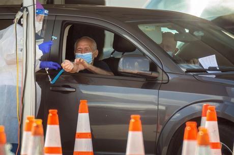 Infectados em MG ultrapassa a marca de 150 mil